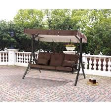 futon patio swing outdoor canopy porch garden sofa builders
