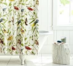 Botanical Shower Curtains Bird Shower Curtains Teawing Co