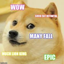 Lion King Meme Maker - all hail the king imgflip