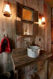badezimmer mit holz rustikale badezimmer holz waschbecken idee ähnliche tolle projekte