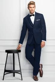 michael kors ultra slim navy sterling wedding suit ultra slim fit