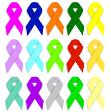 cancer awareness ribbons free stock photo public domain pictures