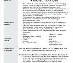 Technical Project Manager Resume Sample Documentum Resume Technical Project Manager Resume