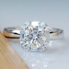 wedding ring test aliexpress buy test positive gorgeous white gold luxury 1