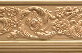 frieze molding and decorative wood molding scenic