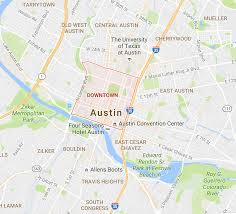 Map Of Downtown Austin by Contact Austin Chapter Back On My Feet Austin