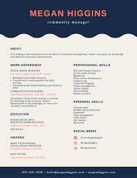Community Resume How To Write A Great Resume And Cover Letter For Your Next