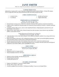 Resume Layout Example by Resume Layout Haadyaooverbayresort Com