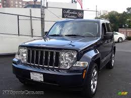 jeep liberty limited 2008 jeep liberty limited 4x4 in modern blue pearl 164218