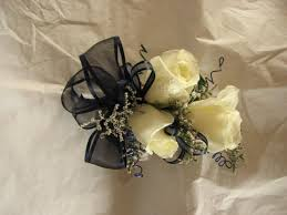 corsage and boutonniere for prom bouquets balloons prom flowers portland wedding flowers