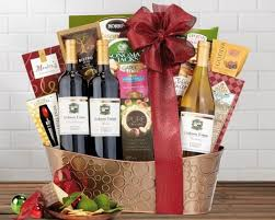 country wine gift baskets best wine gift baskets for 2016 top corporate gift ideas list