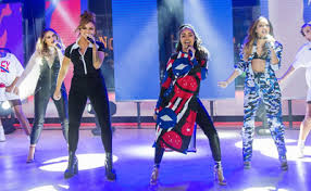 little mix show little mix perform shout out to my ex on the today show watch