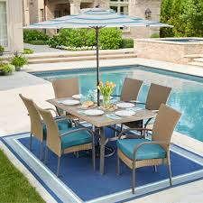 Patio Tables Patio Deck Or Garden The Home Depot - Glass top dining table home depot