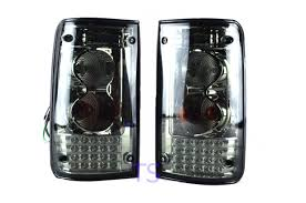 Depo Auto Lamp Indonesia by Smoke Lens Lh Rh Back Rear Tail Lights Lamp Fit Toyota Hilux Mk3