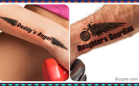 unique tattoos for dads daughter pictures to pin on pinterest