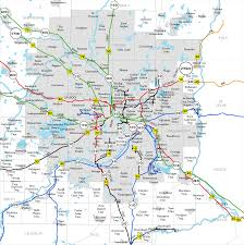Mn Highway Map Metro Transit Opportunities In Plain Sight Streets Mn