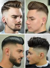 regular hairstyle mens mens hairstyles awesome how to do a fade haircut xa with