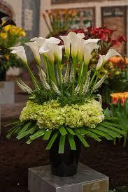 Flower Arrangements For Weddings 98 Best Pulpit Flower Arrangement Images On Pinterest Flower