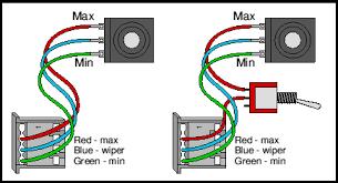 uni egret wiring options 4qd electric motor control