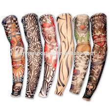 sun protection sports sleeve cool arm sleeve tattoo buy cool arm