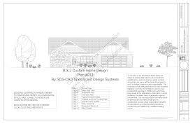 spec house plans sds plans