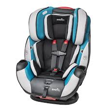 Most Comfortable Convertible Car Amazon Com Evenflo Symphony Dlx All In One Convertible Car Seat