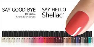 shellac nail colour beauty republic
