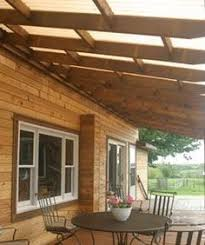 deck roof what are my options roofing diy home improvement