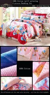 girls double bedding duvet covers fairy duvet cover and curtains flower fairies set
