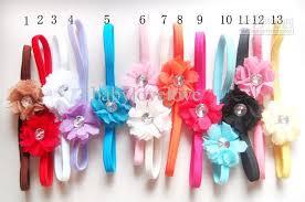 elastic headbands fashion baby elastic headbands hairbands kids 1 cm hairbow