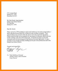 9 sample resignation letter personal reason letter envelope