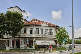 singapore u0027s tudor homes offer luxury in black and white wsj