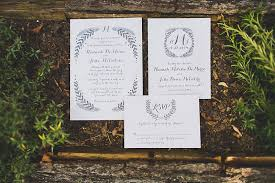 Wedding Invitations Etiquette Wedding Invitation Etiquette 101 U2014 Lucky Penny Paperie