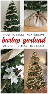 best 25 burlap christmas decorations ideas on pinterest burlap