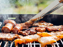 dining in the great outdoors nine great barbecue ideas the