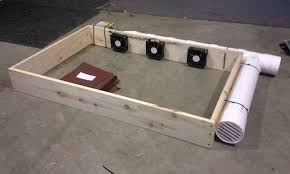 Pvc Pipe Dog Bed Ultimate Pet Parent Builds A Diy Air Conditioned Bed For His Dog