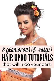 haircuts that show your ears best 25 glamorous hair ideas on pinterest glamorous hairstyles