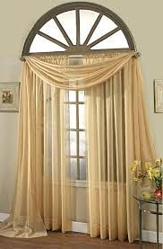Window Treatments Curtains Window Treatments For Curved Windows Image Of Arched Indoor