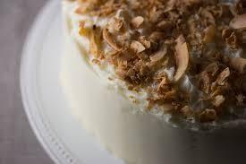 Coconut Cake Recipe Vegan Toasted Coconut Cake Veganbaking Net Recipes Desserts