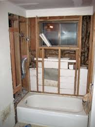 Tile A Bathtub Surround Retiling Tub Surround Is A Case Of Keeping Dry Repair Home