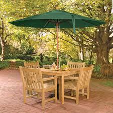 Wood Patio Dining Set - oxford garden classic shorea wood garden bench hayneedle