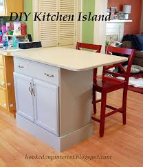 repurposed kitchen island repurposed dresser into custom kitchen island hometalk