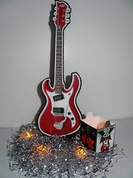 Centerpieces For Parties Guitar Music Centerpieces For Tables Guitar Centerpieces For