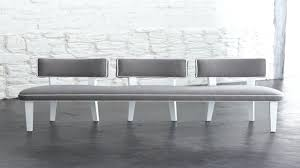 Dining Benches Upholstered Dining Bench With Back U2013 Ammatouch63 Com