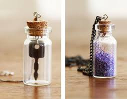glass bottle necklace images How to mini bottle necklaces make jpg
