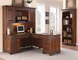 American Heritage LShaped Desk  W1209748  Home Office Desks