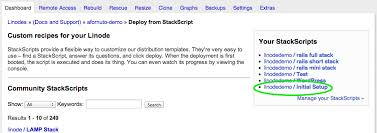 How To Make A Video Resume Script Automate Deployment With Stackscripts
