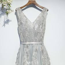silver bridesmaid dresses beautiful silver bridesmaid dresses 2017 a line princess tea
