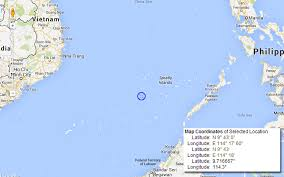 china designs designs of china s planned base on mabini reef surface philstar com