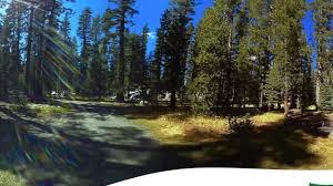 porcupine flat campground yosemite national park 360 video